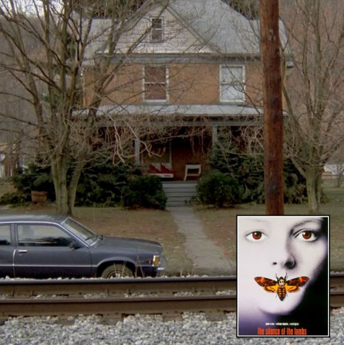 Front in the movie_Silence-of-the-Lambs-filming-location-Pennsylvania-house