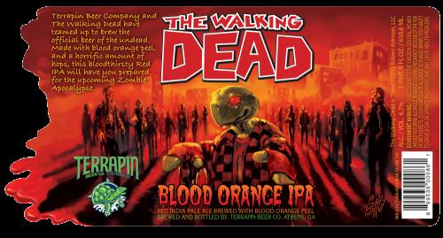 Terrapin-Walking-Dead-Beer-Label
