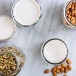 """ナッツやシードからできた植物性ミルク""""ビューティーミルク""""に注目"""