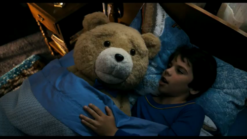 beby ted and john