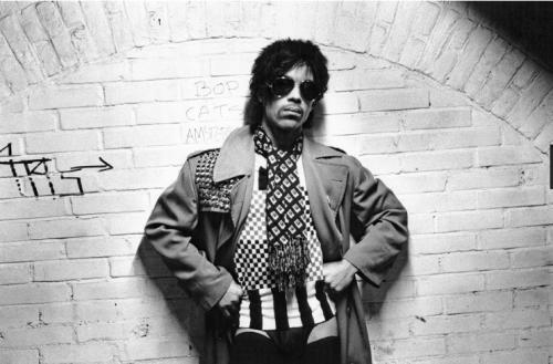 1 Prince in sunglasses, 1981