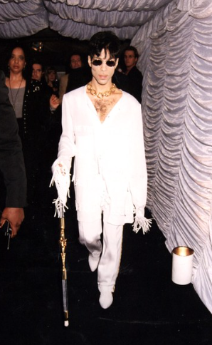 5 At the VH1 Channel launch in London, 1994