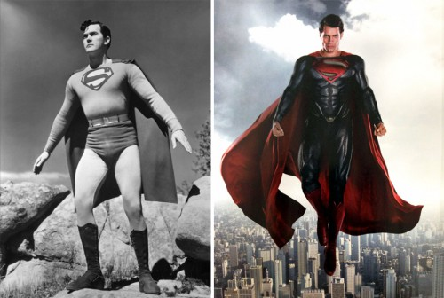 4 superman 1948 and 2016