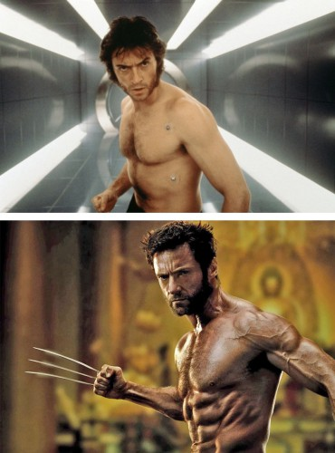 6 wolverine 2000 and 2013