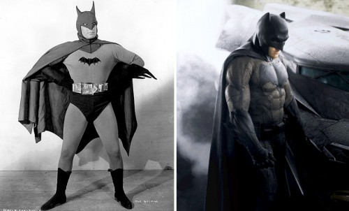 9 batman 1943 and 2016