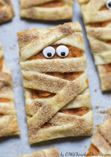 mummy-pumpkin-cookies
