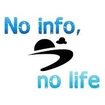 No info,no life